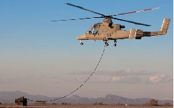 Robocopters Haul Tons of Stuff in Afghanistan, Return Home Victorious