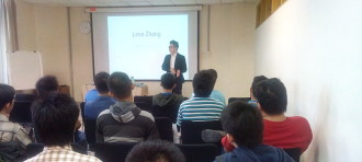 Workshop  Elektronik – 2013