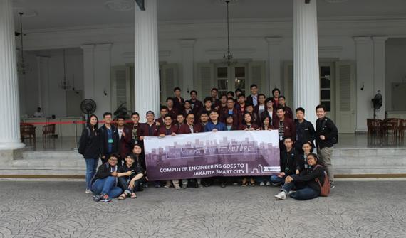 Kunjungan ke PT. YKK Zipper Indonesia