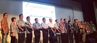 Lemari dan Kulkas Pintar Karya Dosen dan Mahasiswa Jurusan Sistem Komputer Binus University
