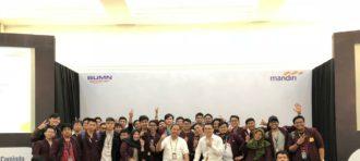Kunjungan ke MyRepublic Plaza Indonesia