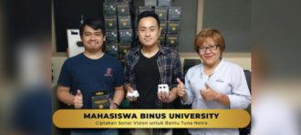 Mahasiswa Sistem Komputer Binus University Meraih Juara 2 Pada Lomba Java Robot Contest IX