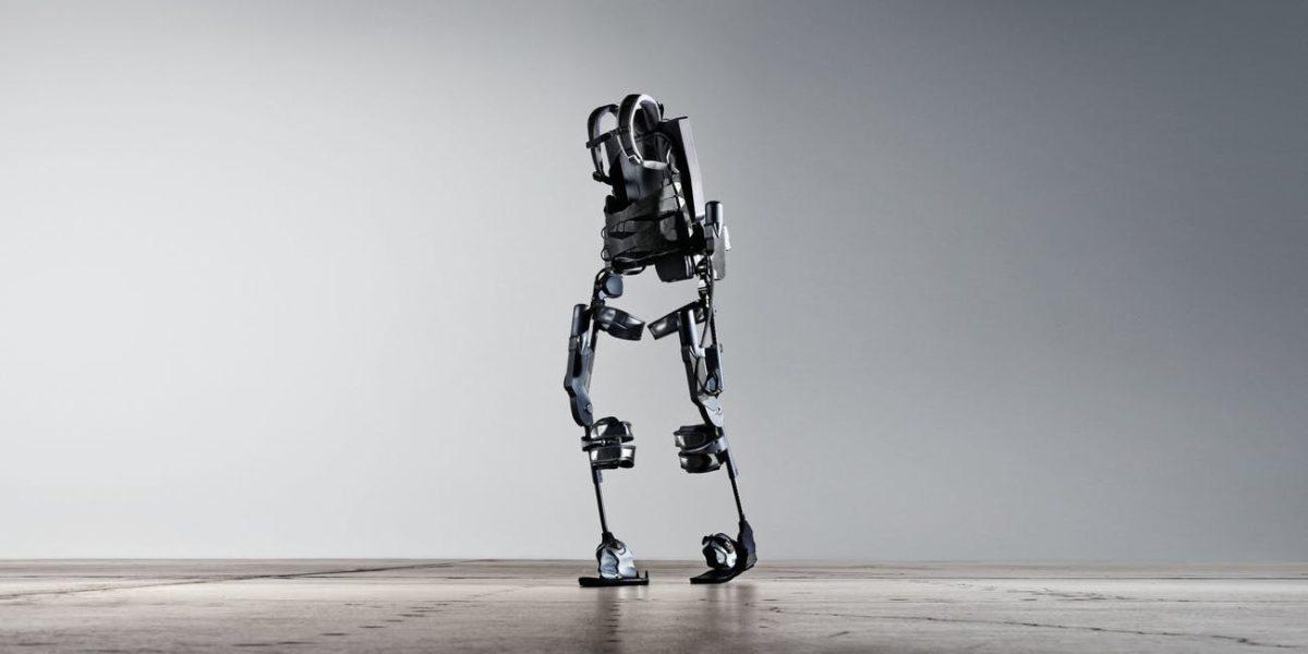 Eksoskeleton Bertenaga Teraktuasi oleh Otot Udara