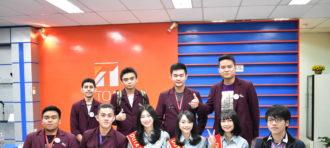 Kunjungan ke Coca Cola Amatil Indonesia