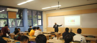 Guest Lecturer 27 September 2017 Chung-Ang University