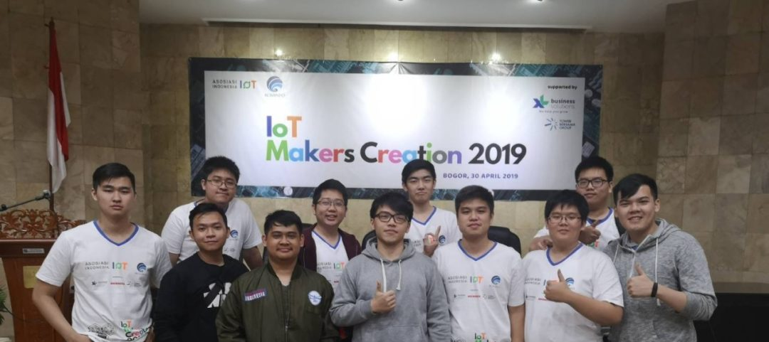 Computer Engineering Goes to Advantech AIoT Co-Creation 2019