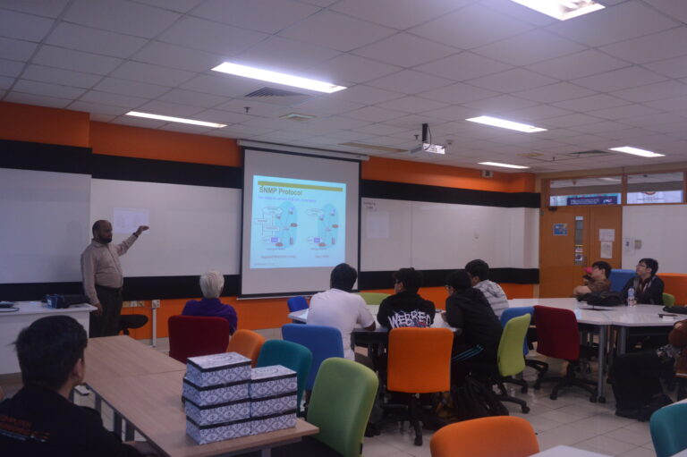 General Lecture for Students on Network Management Communication