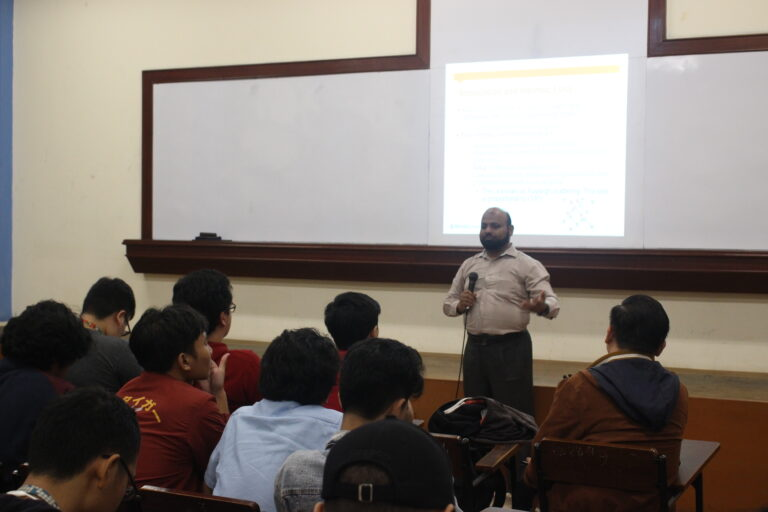 General Lecture for Students on Optical Communication